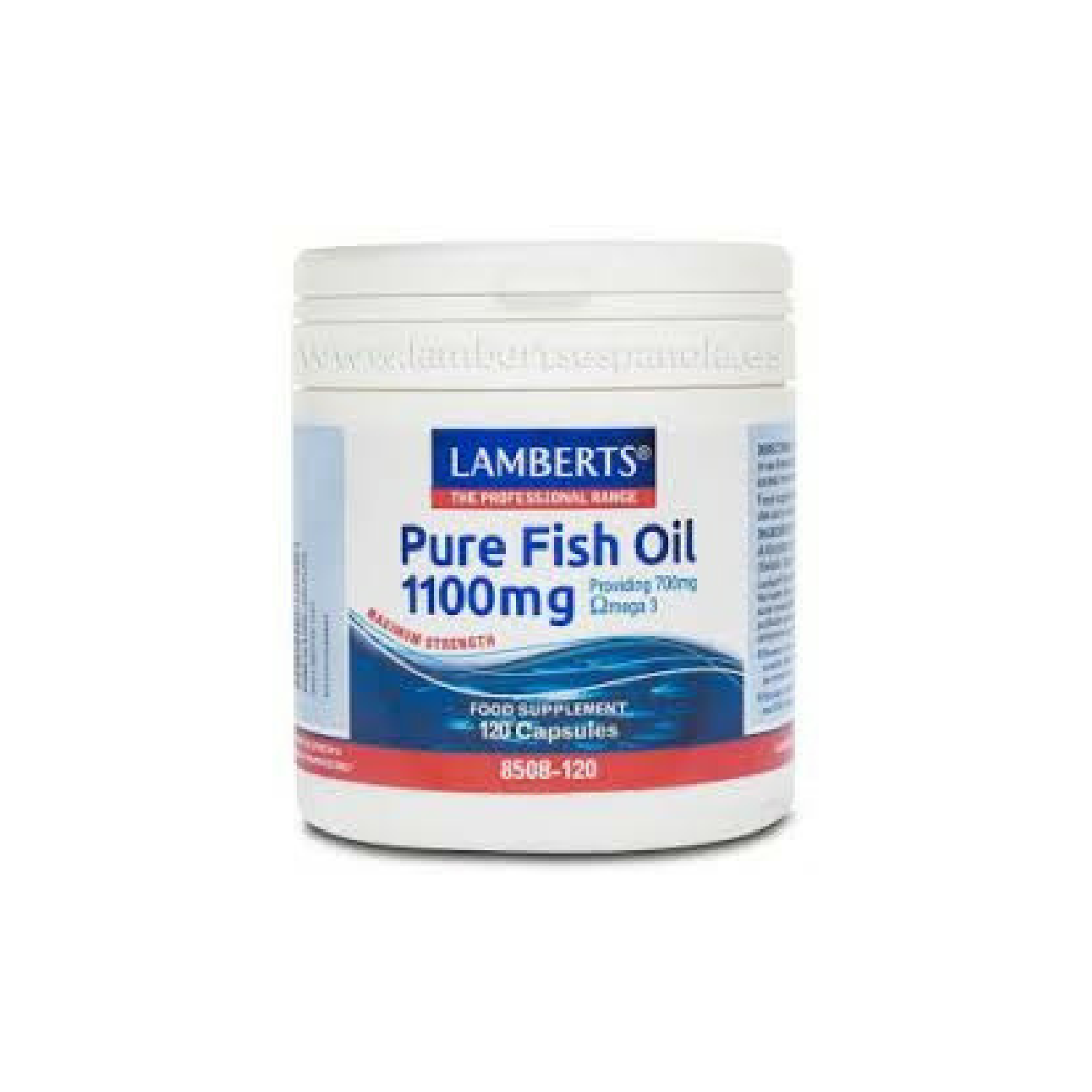 Pure fish oil capsules 120 for Fish oil good or bad