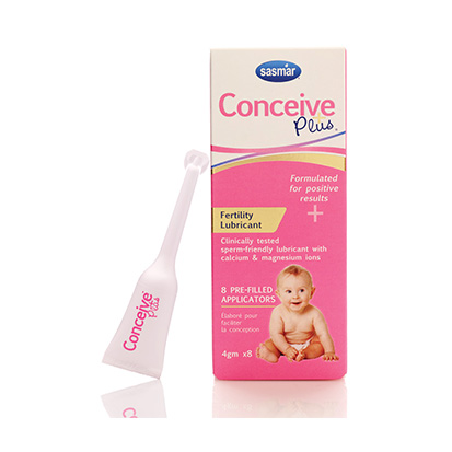 Conceive Plus Pre-Filled Applicators 8