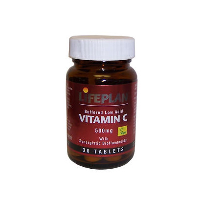 Lifeplan Time Release Vitamin C 1000mg Tablets (30)