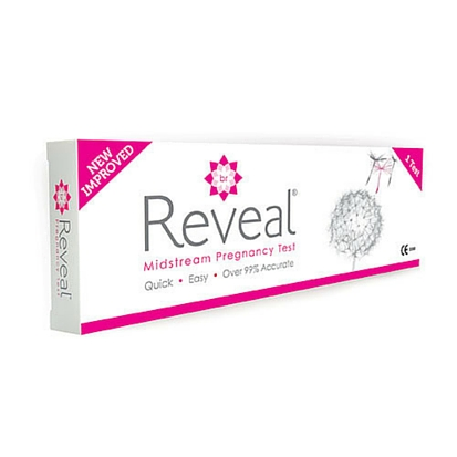 Reveal Midstream Pregnancy Test (1)