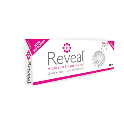 Reveal Midstrea Pregnancy Test (2)