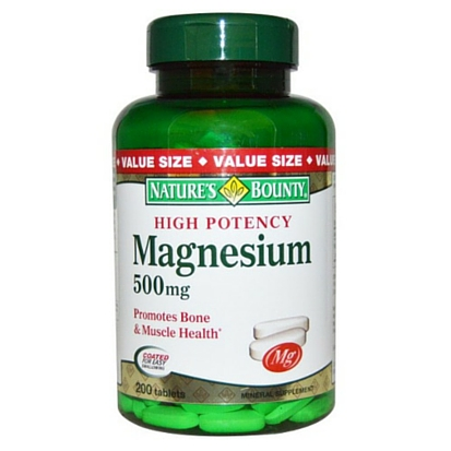Magnesium Oxide 500mg Tablets (100)