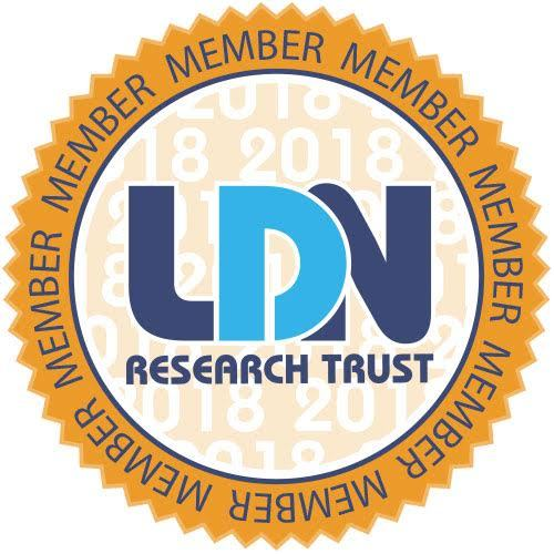 LDN Research Trust Badge